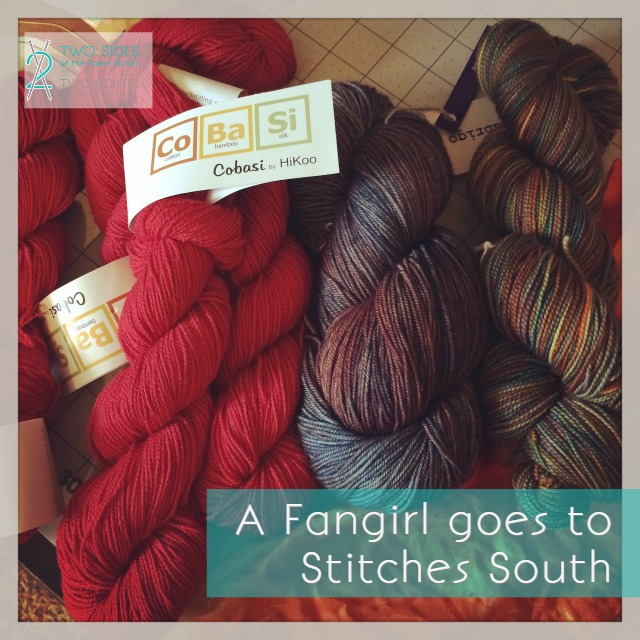 A fangirl goes to Stitches South