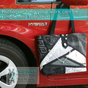 Photograph your work!