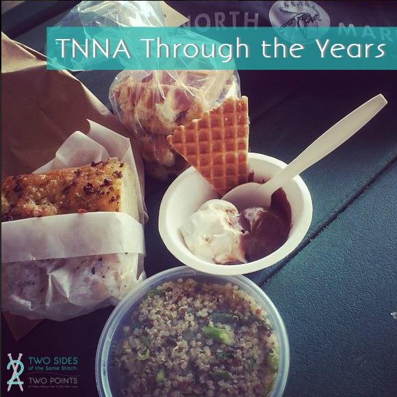 TNNA through the years