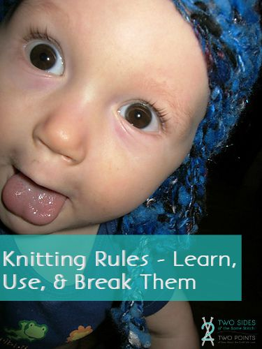 knitting rules 2