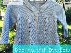 Dealing With Dye Lots