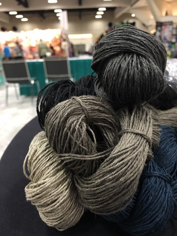 Some new yarn!