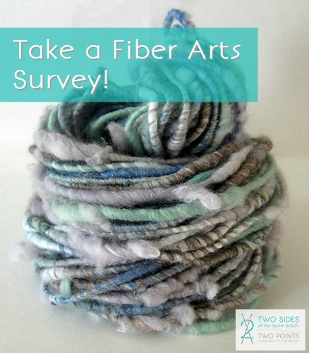 Take a fiber arts survey