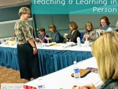 Teaching and Learning in Person