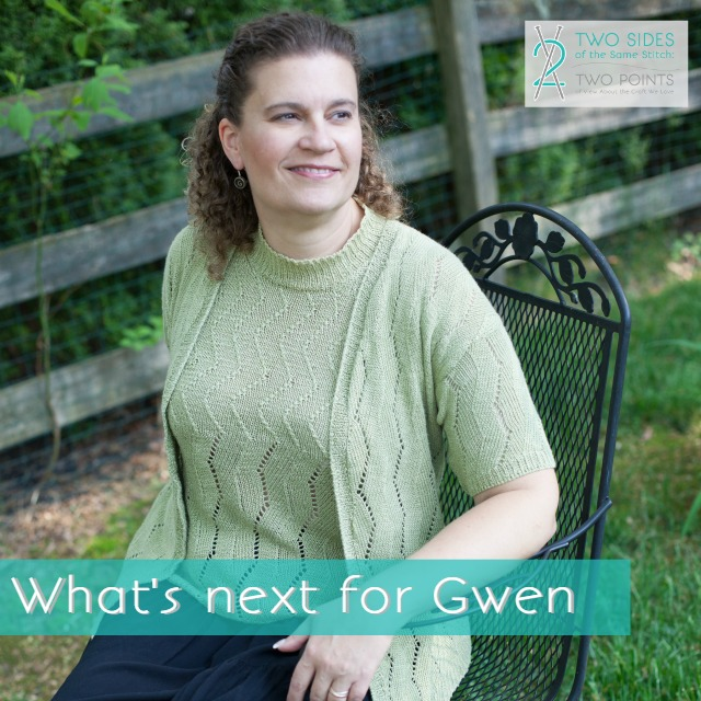Whats next for Gwen