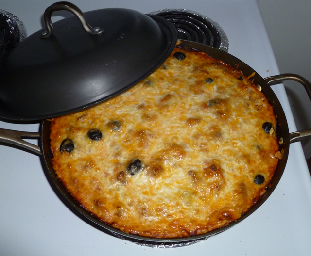 Fast and Easy Tamale Pie