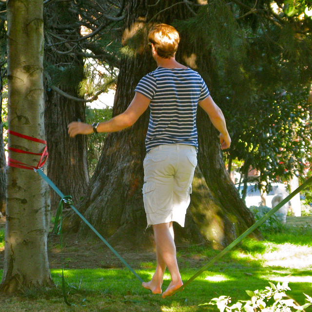 Walking the Tight Rope of Work and Life