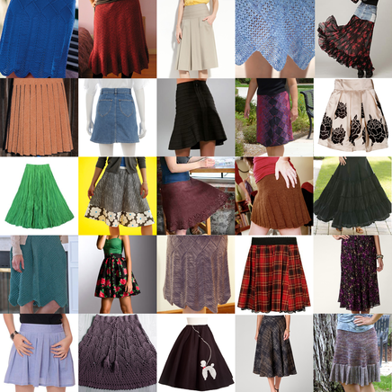 7 Little Known Facts About Knitted Skirts