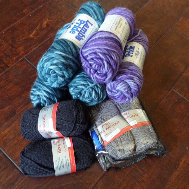 Quick Knitting Projects (I Hope)