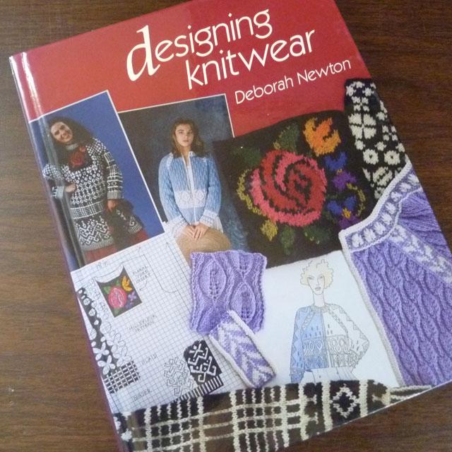 Pick-a-Page: Designing Knitwear by Deborah Newton